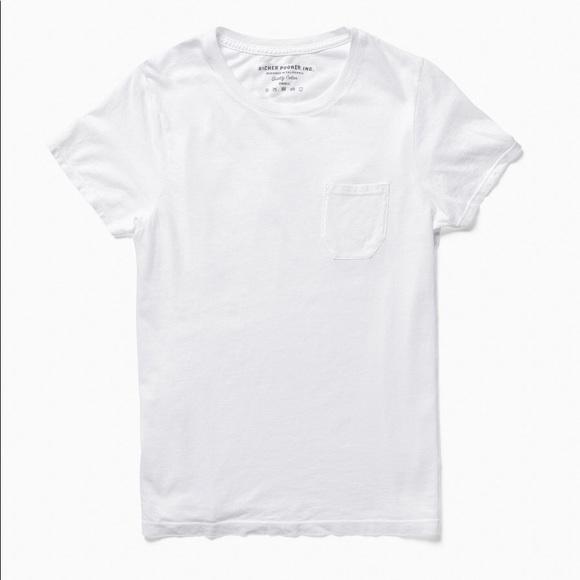 Richer Poorer Women's crew pocket T-shirt